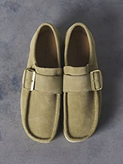 Wallabee Monk 1331-499-8079: Beige
