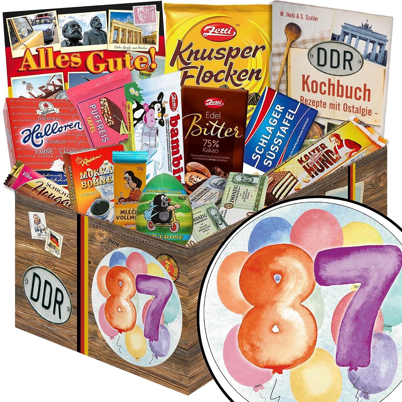 Geschenk zum 87.   Schokolade DDR   87 Geburtstag Geschenke Männer B07DSF3CQY | Feine Verarbeitung