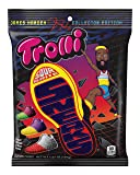 Trolli Sour Brite Sneaks James Harden Edition, 4.25 Ounce (Pack of 12) Sour Gummy Candy