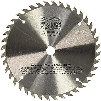 Makita 721251 a 7 14 inch 40t carbide blade circular saw blades makita 721251 a 7 14 inch 40t carbide blade keyboard keysfo Images