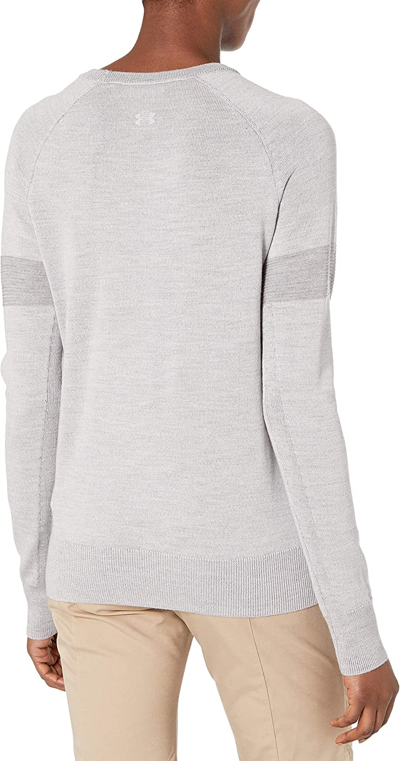 Under Armor Women's Panelled Sweater: Clothing