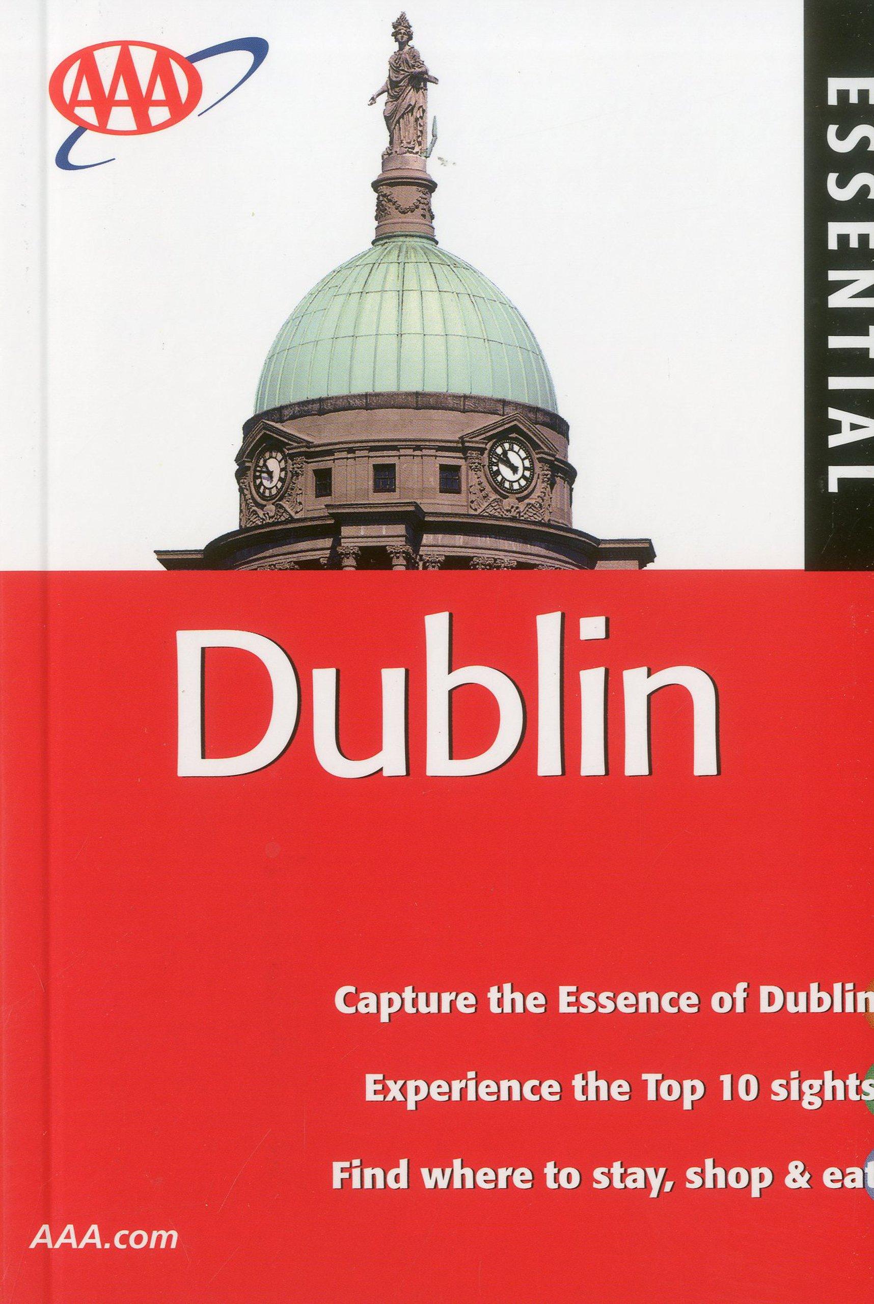 AAA Essential Dublin (Essential Travel Guides) PDF Text fb2 ebook