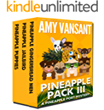 Pineapple Pack III: Pineapple Port Mystery Series Books 7-9