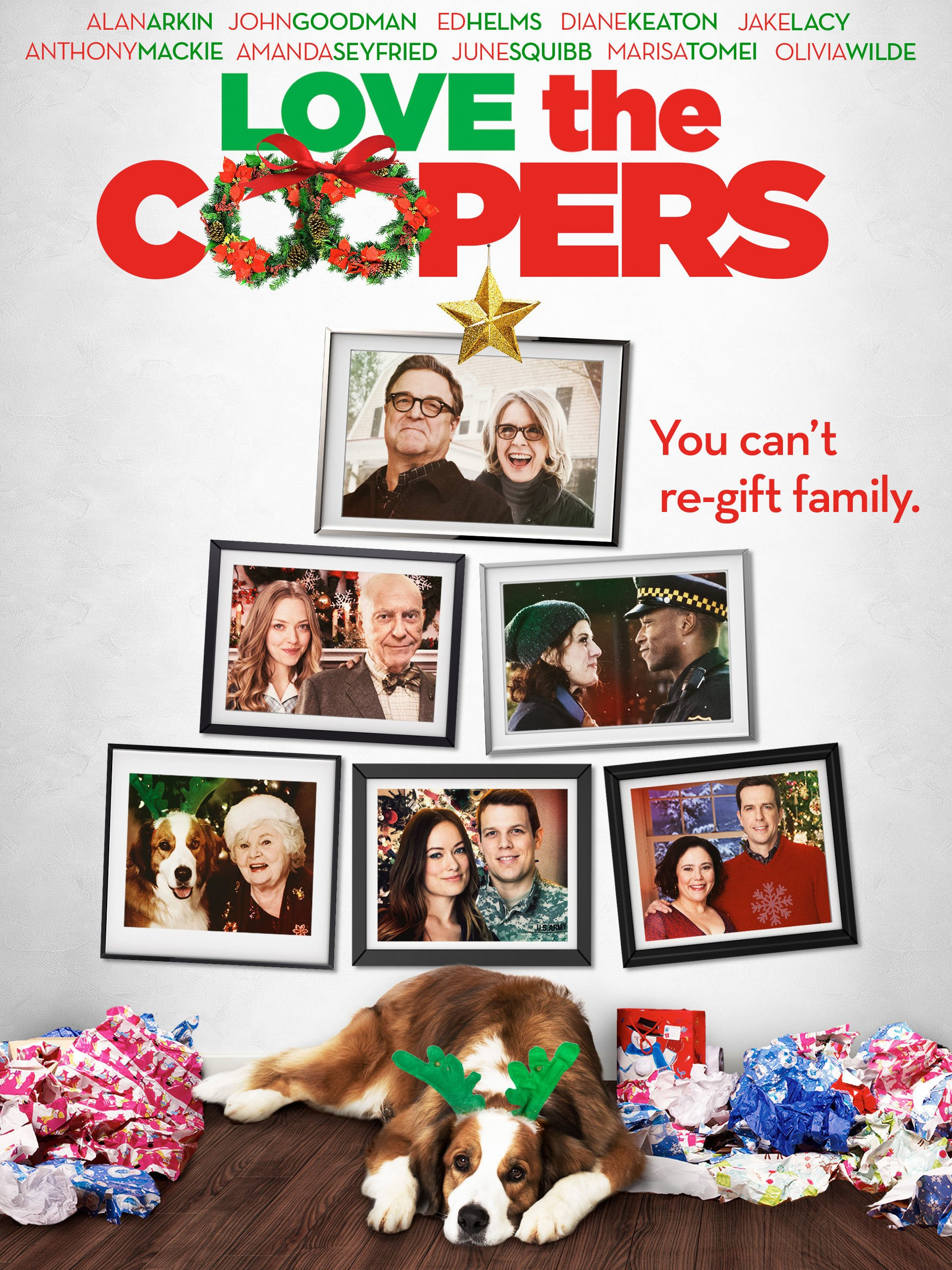 Amazon.com: Love The Coopers: Alan Arkin, John Goodman, Ed Helms ...