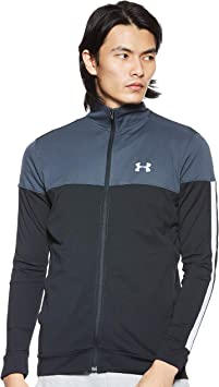 Aventurarse calentar Registro  Under Armour Sportstyle Pique Track Jacket Chaqueta Hombre: Amazon.es: Ropa  y accesorios