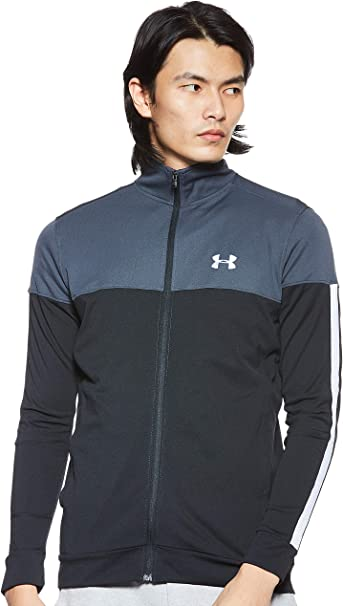TALLA L. Under Armour Sportstyle Pique Track Jacket Chaqueta Hombre