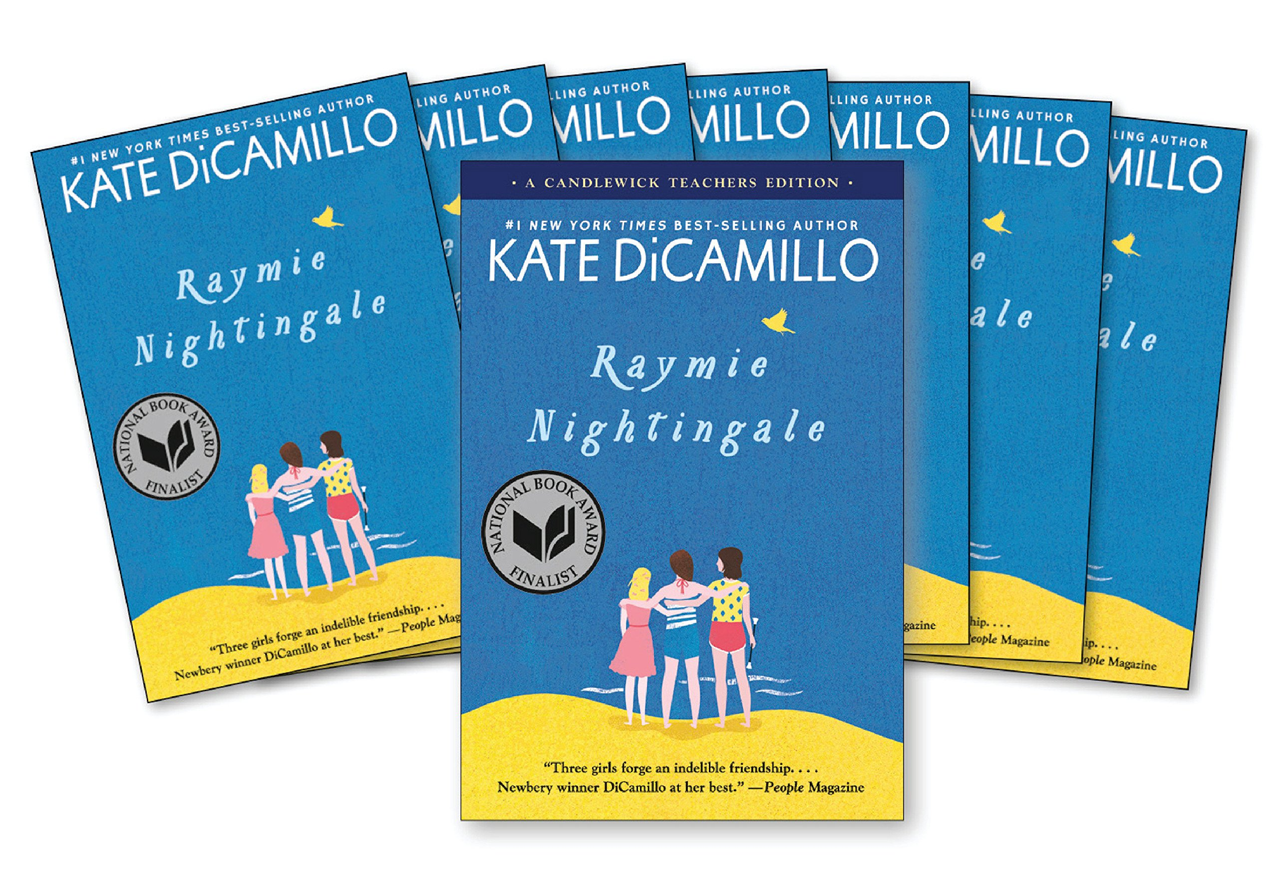 Download Raymie Nightingale Classroom Set with Teachers Edition PDF