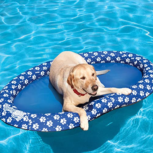 SwimWays-Spring-Float-Paddle-Paws-Dog-Pool-Float