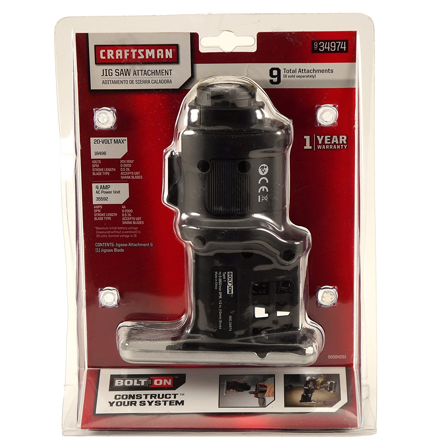 Craftsman bolt on jig saw attachment 9 34974 cmcmtjs amazon greentooth Images