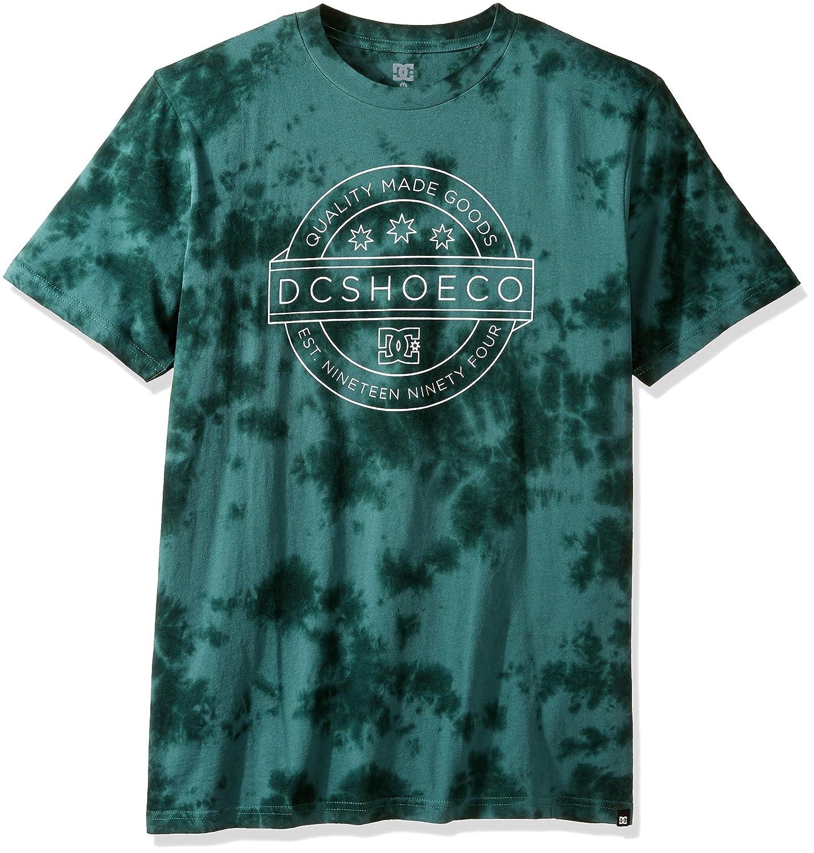 DC Herren Acyd Ball T-Shirt, Small, Sea Pine