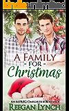 A Family for Christmas: An MPREG Omegaverse Romance