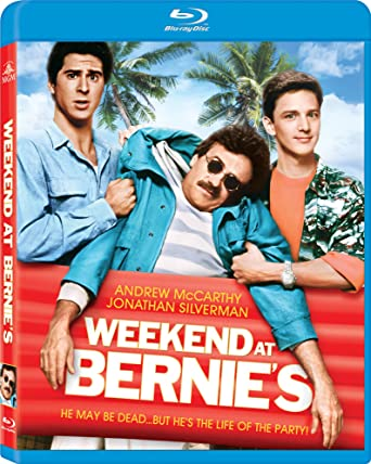 Amazon Com Weekend At Bernie S Blu Ray Catherine Stewart Andrew