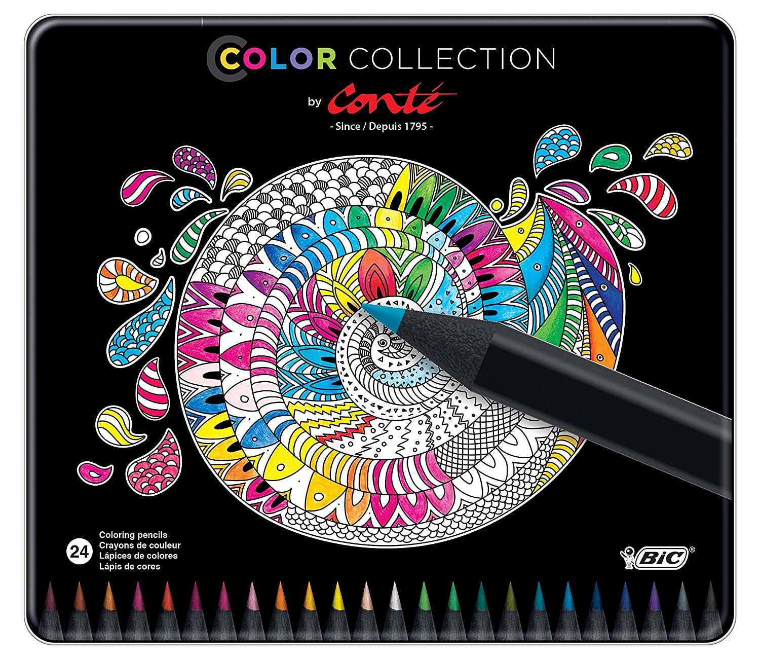 $5.89 (reg $14) BIC Color Coll...