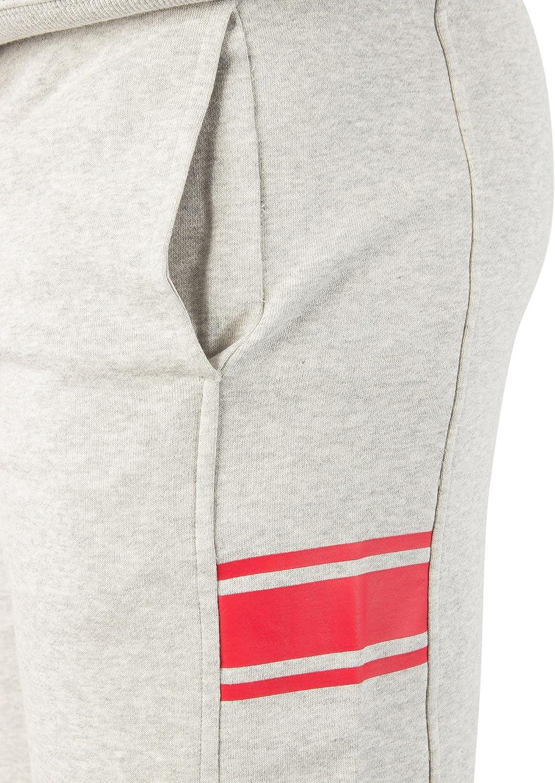 Fila Vintage Mivvi Gym Shorts Grey Marl