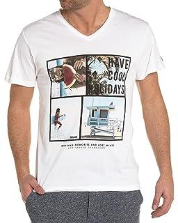 Buildings Blanc Vêtements 74 Shirt imprimé Tee Deeluxe wtvqX0xfx