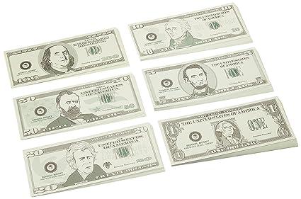 Giveaways fake money