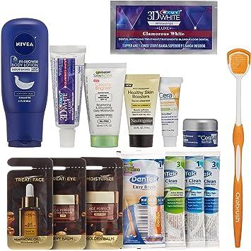 Amazon.com : Women's Skin & Oral Care Beauty Sample Box ($14.99 ...
