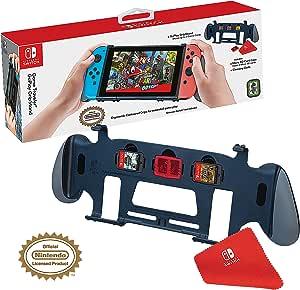 Bigben Interactive NNS9 Controller grip accesorio y piza de videoconsola - Accesorios y piezas de videoconsolas (Controller grip, Nintendo Switch, ...