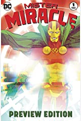 Mister Miracle #1 Extended Preview (2017-2019) (Mister Miracle (2017-2019)) Kindle Edition
