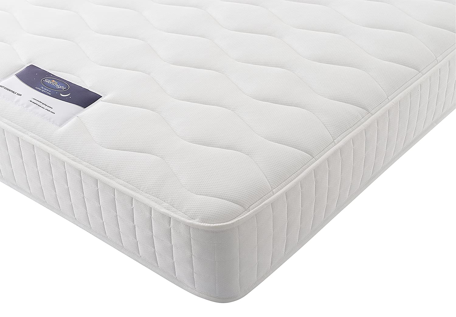 Orthopedic Mattress Argos Buy Silentnight Stroud Memory Small Double 2 Drawer Divan Bed At