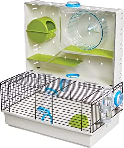 Midwest Critterville Arcade Hamster Cage