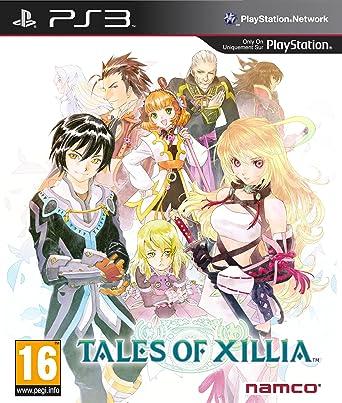 Kết quả hình ảnh cho Tales Of Xillia cover ps3