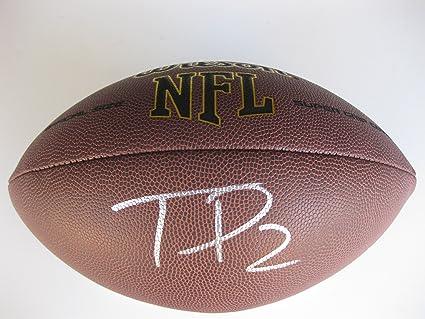 8e8dc3f5867 Terrelle Pryor, Seattle Seahawks, Oakland Raiders, Ohio State Buckeyes,  Signed, Autographed