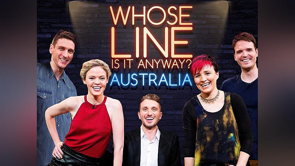 Who's Line Is It Anyway? Australia, Season 1