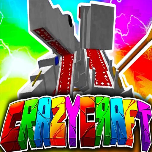 Mods: CrazyCraft New Mod