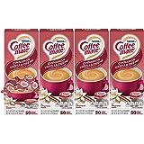 Nestle Coffee mate Coffee Creamer, Cinnamon Vanilla Creme, Liquid Creamer Singles, Non Dairy, No Refrigeration, Box of 50 Sin