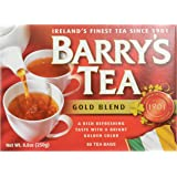 Barrys Tea Gold Blend 80 Tea Bags 250g