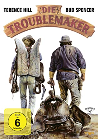 Die Troublemaker [Alemania] [DVD]: Amazon.es: Terence Hill ...