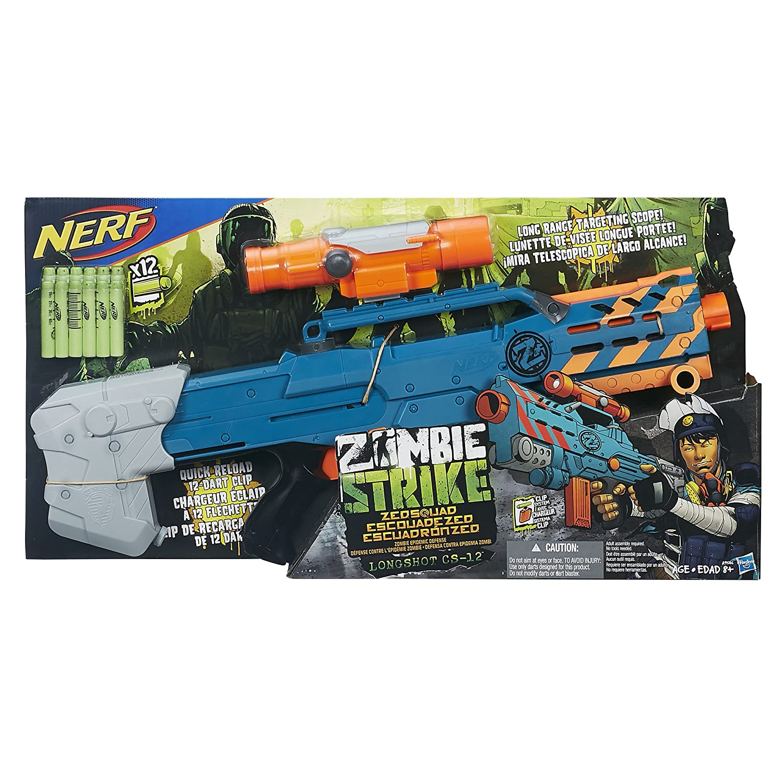 item 3 NEW Nerf N-Strike Elite Longshot CS-6 Toy Gun Accessories Darts Free  Shipping -NEW Nerf N-Strike Elite Longshot CS-6 Toy Gun Accessories Darts  Free ...