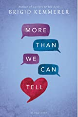 More Than We Can Tell (English Edition) eBook Kindle