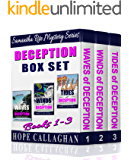 Samantha Rite Mystery Series Collection - Deception Boxed Set: Books 1-3: The Complete Series