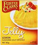 Foster Clarks Lemon Jelly Crystal, 85 g