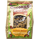 K9 Granola Factory Coconut Crunchers Dog Treat