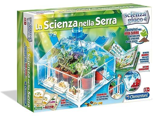 119 opinioni per Clementoni 13906- La Scienza Nella Serra