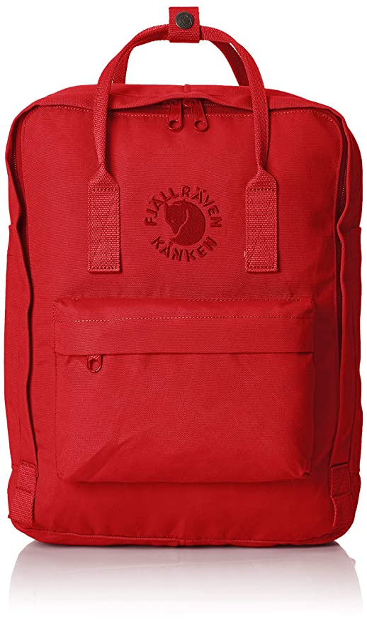 new authentic separation shoes buy best Fjallraven Re Kanken Backpack One Size Red: Amazon.com.au ...
