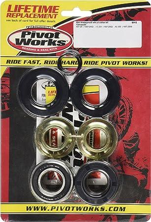 Kawasaki KX125 1997-2002 Rear Wheel Bearings And Seals