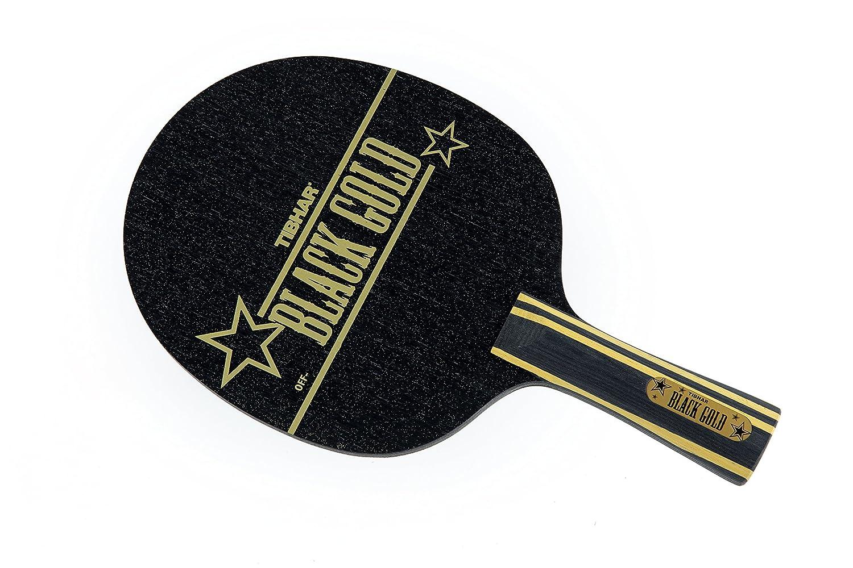 【特価】 TibharブラックゴールドFLテーブルテニスラケット B01KDO7KPU B01KDO7KPU, ポポラマーマ:27f500e7 --- brp.inlineteambrugge.be