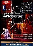 Johann Adolf Hasse : Artaserse - Festival della Valle d'Itria, 2012