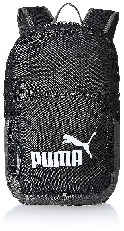 Puma Phase Backpack Mochila, Unisex, Negro, Talla única: Amazon.es: Deportes y aire libre