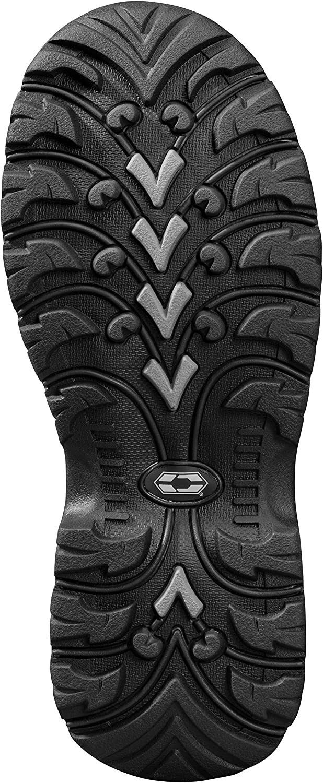 10 Black//Gray Castle X Charge Boa Mens Snowmobile Boots