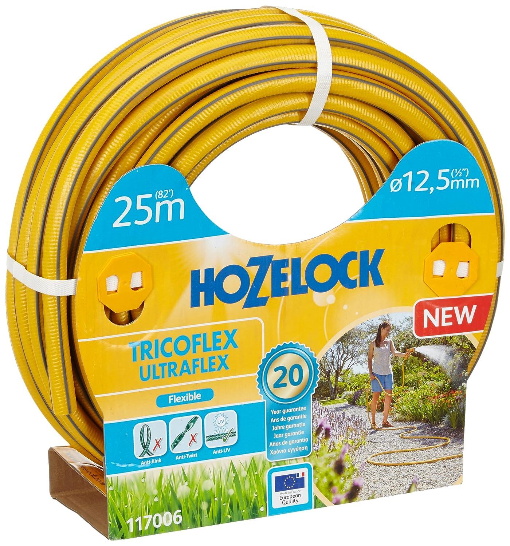 Hozelock 15m Tricoflex Ultraflex Tubo (Diametro 12,5mm).