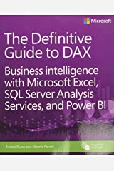 The Definitive Guide to Dax: Business Intelligence with Microsoft Excel, SQL Server Analysis Services, and Power Bi Pasta blanda