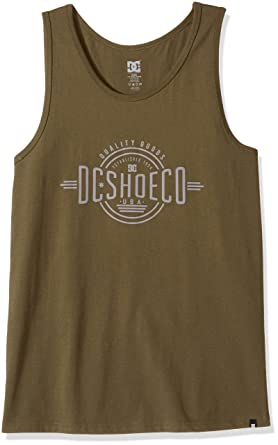 1073dd133cd73 Amazon.com  DC Men s Graphic Tank Top T-Shirt  Clothing