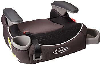 Amazon.com : Graco Affix Backless Booster, Davenport, One Size ...