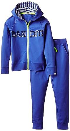 Billybandit Ensemble Jogging, Chándal para Niños, (Leuchtend-Blau ...