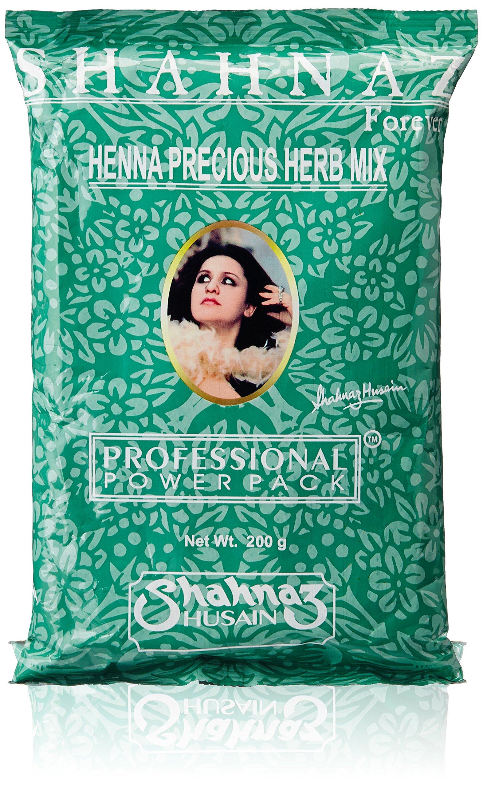 Shahnaz Husain Henna Precious Herb Mix, 200g (Buy 2 Get 1 Free) product image